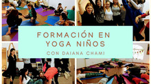 Formacion Yoga Niños 2019