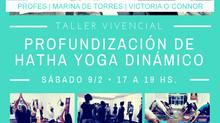 Profundizacion en Hatha Yoga Dinamico