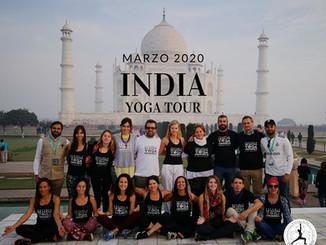Próximo India Yoga Tour 2020