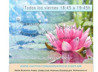 Comienzan los Encuentros de Meditacion en Buenos Aires