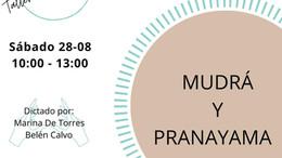 Taller de Mudras y Pranayamas
