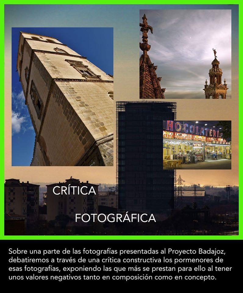 CRITICA FOTOGRÁFICA