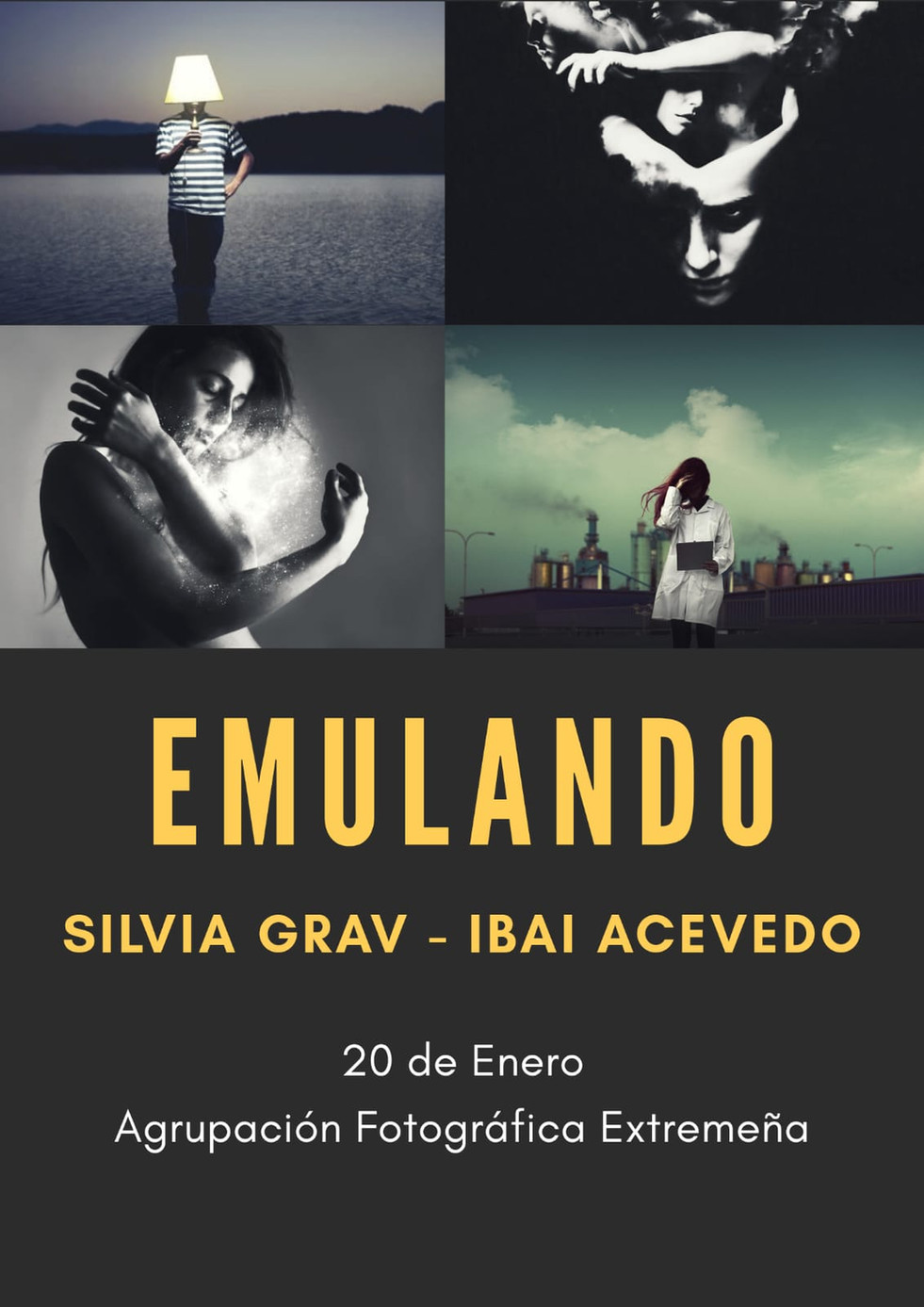 EMULANDO A SILVIA GRAV - IBAI ACEVEDO