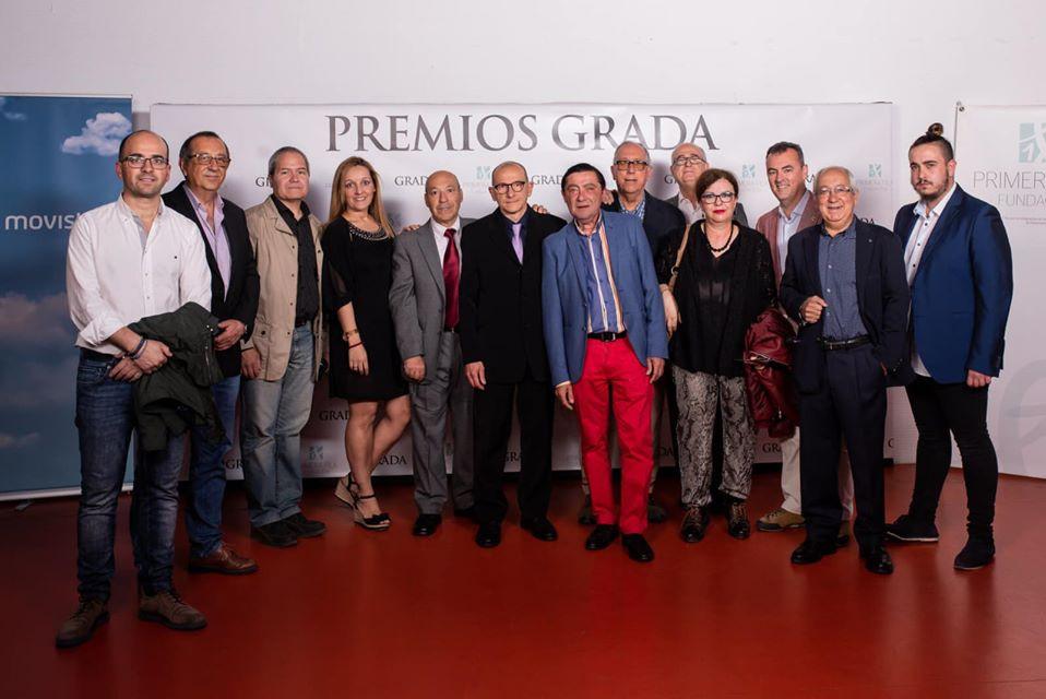 PREMIO TRAYECTORIA TODA UNA VIDA. PREMIOS GRADA 2019.