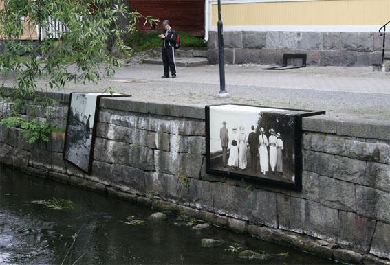 ART IN RIVER