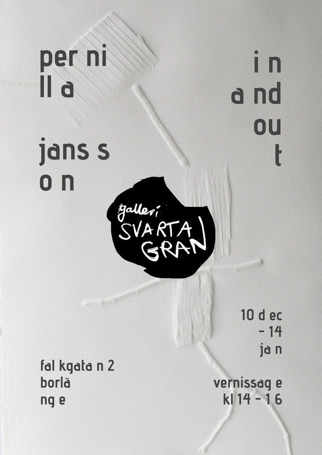 Exhibition at Gallery Svarta gran.
