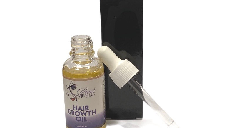 Shear Miracle Hair Growth Oil