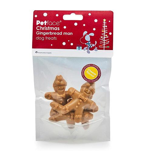 4 Piece Gingerbread Man Treats