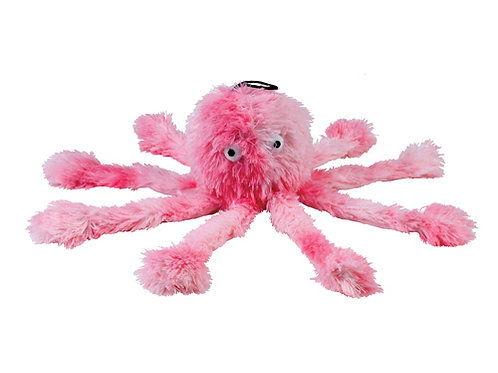 Gor Reef Octopus Squeaky  Toy - Various Colours/Sizes