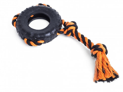 Seriously Strong Rubber Rope Tread by Petface