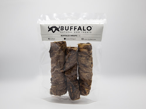 Buffalo Wraps from Sniffers - x3