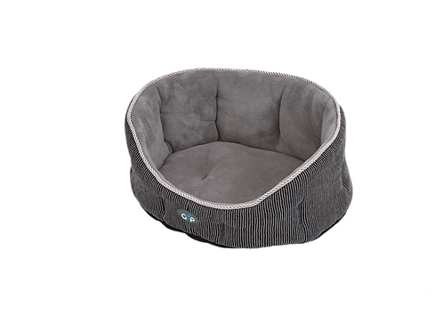 Divani Deluxe Cosy Bed - Black