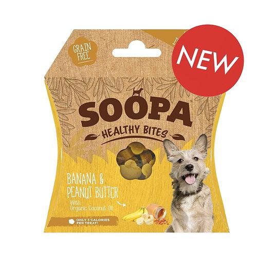 Soopa Healthy Bites - Banana and Peanut Butter