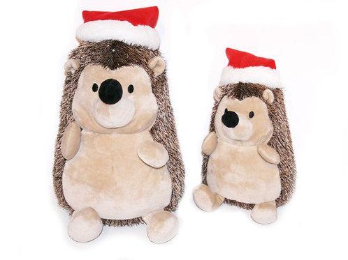 Santa Hedgehog by Petface - Medium or Large