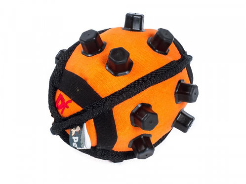 Seriously Strong Super Tough Nobbly Rugby Ball by Petface