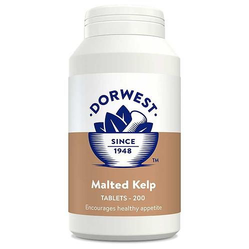 Dorwest Malted Kelp Tablets - 100 or 200 Tablets