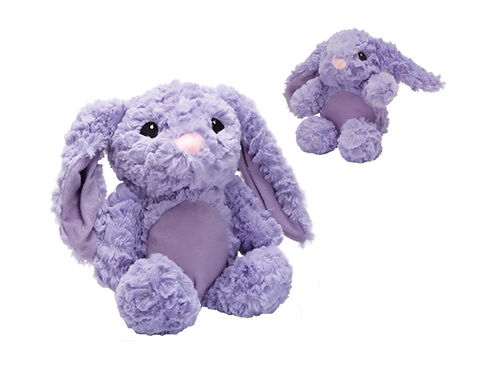 "Patchwork Pet Pastel Softie Rabbit - 8"" or 15"""