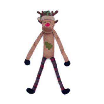 XMAS Reindeer Crinkle Legs by Petface