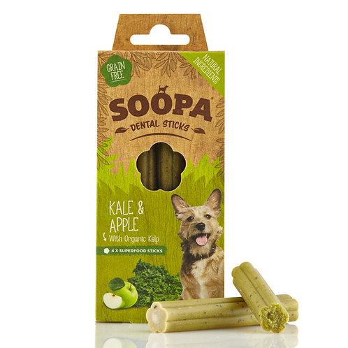 Soopa Dental Sticks - Kale & Apple