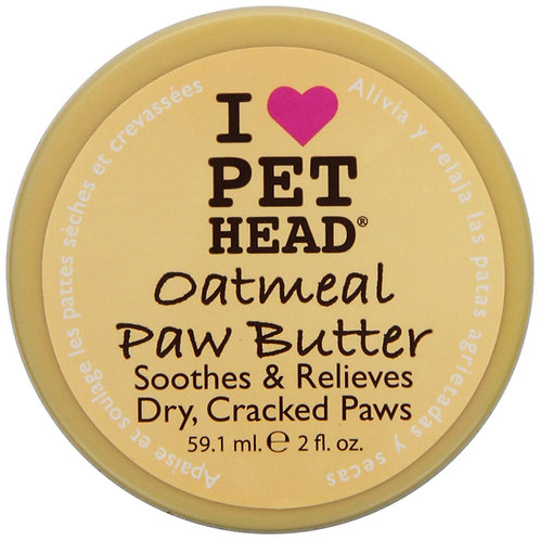 Pet Head Natural Oatmeal Paw Butter