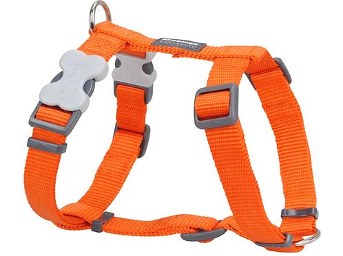 Red Dingo Adjustable Harness - Classic Orange