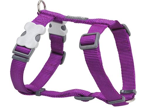 Red Dingo Adjustable Harness - Classic Purple