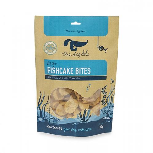 The Dog Deli Fishcake Bites - 60g