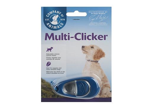 CLIX Multi-Clicker Volume Controlled Clicker