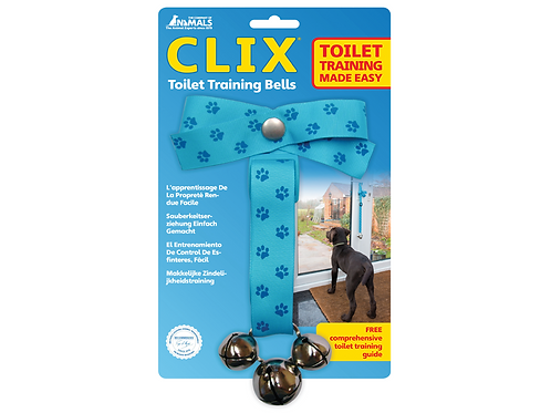 Clix Toilet Training Bells