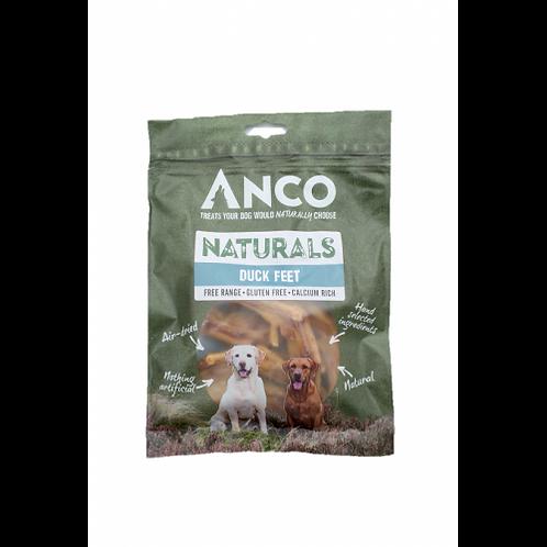 Anco Naturals Duck Feet - 100g