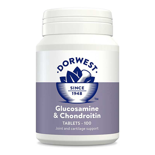 Dorwest Glucosamine and Chondroitin - 100 Tablets