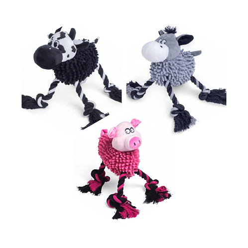 Farmyard Noodle Buddies by Petface