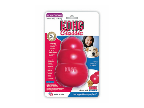 KONG Classic Chew Treat Toy