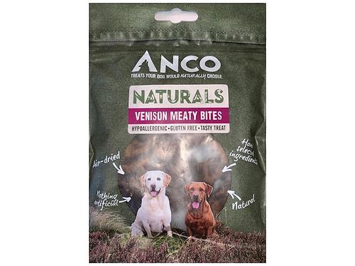Anco Naturals Venison Meaty Bites - 85g