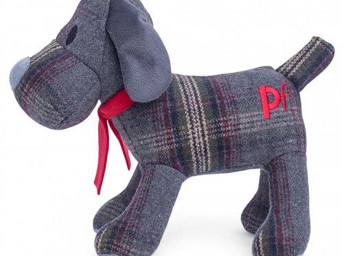 XMAS Freddi Dog Tweed - Large
