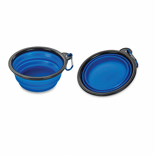 Collapsible Travel Bowl by Petface