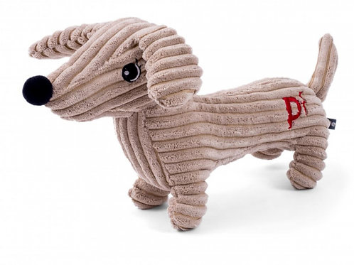 Dougie Deli Dog Cord Toy by Petface