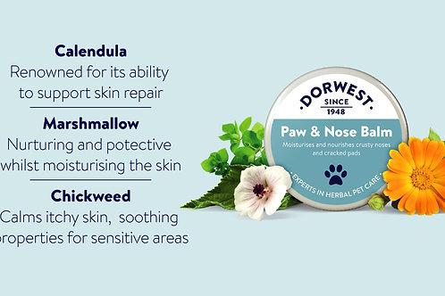 Dorwest Paw & Nose Balm - 50ml