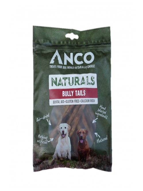 Anco Naturals Bully Tails - 190g