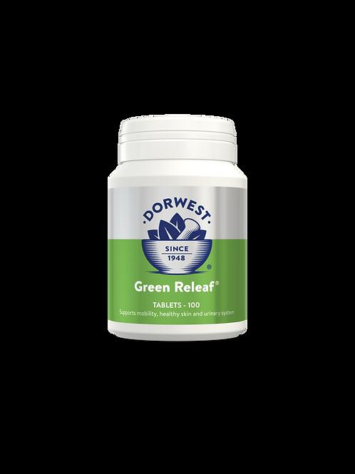 Dorwest Green Releaf - 100 or 200 tablets