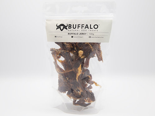 Buffalo Meat Jerky from Sniffers - 100g