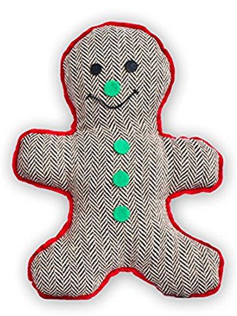 Pet Brands Christmas Gingerbread Man