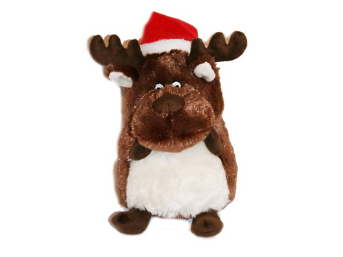 Christmas Moose by Petface