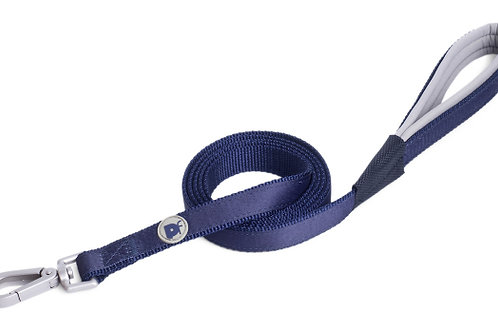 Outdoor Paws Blue Neoprene Lead by Petface