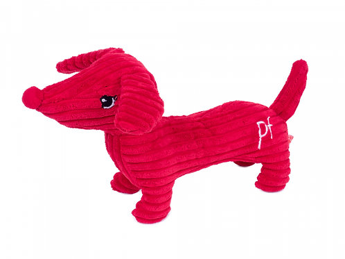 Franki Little Dog Cord Toy by Petface
