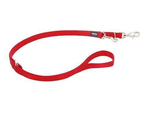Red Dingo Multipurpose Training Lead - Classic Red - Medium 20mm