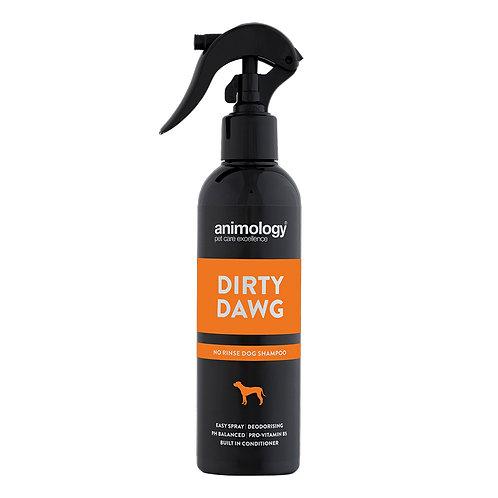 Animology Dirty Dawg No Rinse Shampoo - 250ml