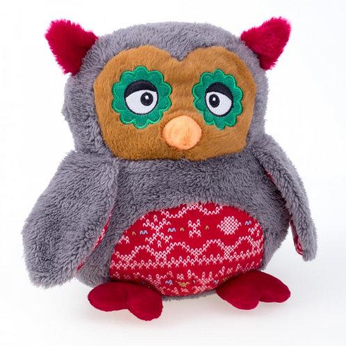 XMAS Owl by Petface