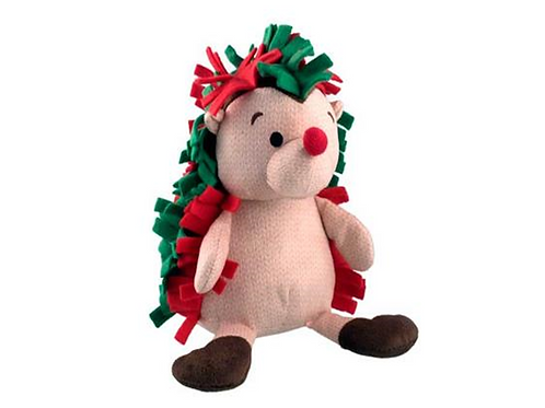 Christmas Red & Green Hedgehog by Petface - Small or Large