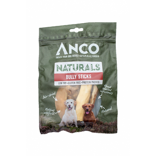 Anco Naturals Bully Sticks - 100g